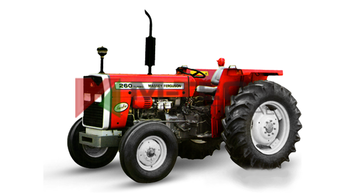 MASSEY FERGUSON TRACTOR MF-260 Turbo - 2WD