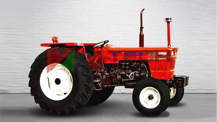 NH 640S (85HP - 2WD)